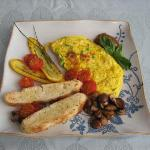 one of our organic breakfast options