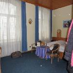 Doppelzimmer im EG