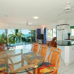 1 & 2 bedroom Seaview Apartment / Suite  interior