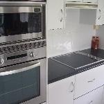 Full kitchen and Dishwasher