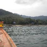 arriving in ko chang