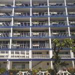 Balcones Auto Hotel Ritz! Edificio Principal.