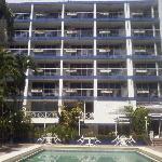 Habitaciones con balcon Edificio 2.