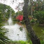 Garden of the Groves - Fountain