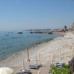 Il Cantone beach strip