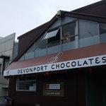 デボンポートチョコレート