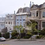 Un des plus beaux quartiers de San Francisco