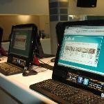 Free Hi-speed Internet (8 stations) & Free Wi-Fi