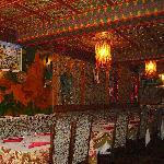 Le Palais d'Agadir - décoration de la salle