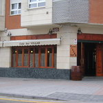 Café-bar Villar, Palencia.