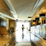 Marriott Harbo Lobby