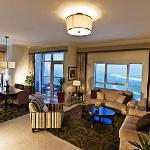 Marriott Harbor Two Bedroom Suite