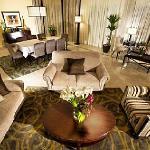 Marriott Harbor Three Bedroom Suite