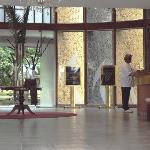 Reception....doorway to peace!