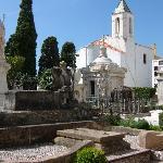 Sant Sebasti cemetary