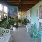 Ally's Guest House Belize Foto