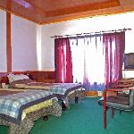 Deluxe Twin Bedded Room
