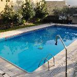 Parador Guadalupe-piscina Marzo 2011