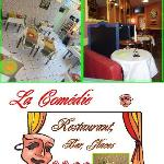 Notre restaurant : Côté salle, Côté Bistrot (pour ceux qui préfèrent...)