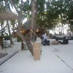 Totem bar