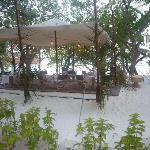 Part of Alizee restaurant