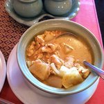 yellow curry is fantastic