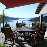 Relax and enjoy the tranquillity on the decking