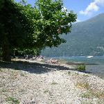 Spiaggia Lago