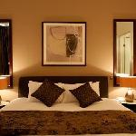 Luxury Double Rooms at The Lodge Hotel London