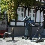 In der Altstadt Korbachs