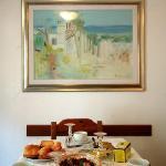 Saletta colazioni