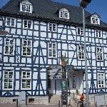 Fachwerkhaus an der Prof. Bier-Strasse