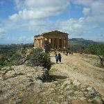 The setting makes the Temple of Concord one of the most photogenic buildings in Sicily