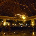 une partie du lobby du coba
