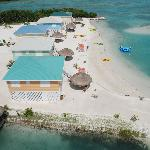 Royal palm Caye Resort