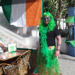 paddy,s day early
