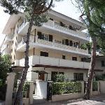 Residence Villa Souvenir Rimini - esterno