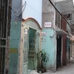 Entrance Alley