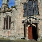 Cromwellian Church nearby