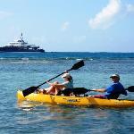 Kayaking the southern coastal flats