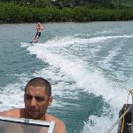 Wakeboarding with ReefView