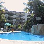 Casa Iguana pool