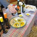 Gargiulo Olive Oil tasting - Sorrento