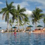 piscine bien aménagé
