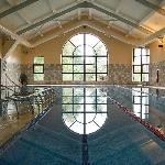 Take a swim in the naturally lit indoor pool which you'll find in the Beech Club Leisure Centre
