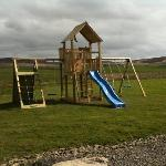 Play set is a real hit with the kids