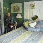 """La chambre """"grenouilles"""""""