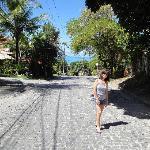 El camino a Praia do Mucugé