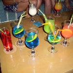 Gorgeous All Inclusive Cocktails!