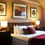 Lodge guestroom